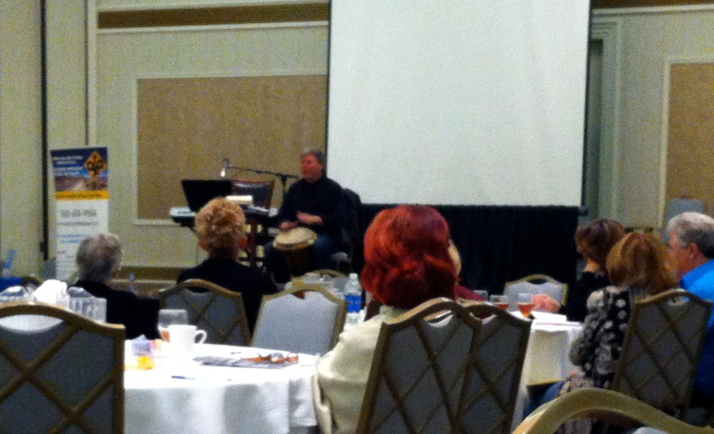 Michael Meade's presentation