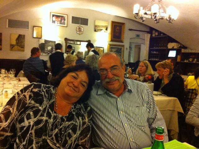 Carol and Robert Teitlebaum